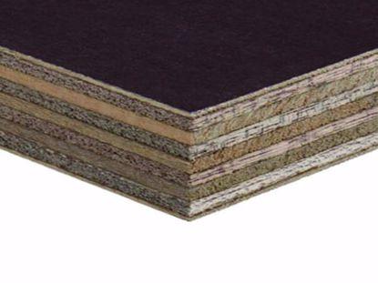 Afbeeldingen van Betonplex WBP 1zijde raster 250x125 cm